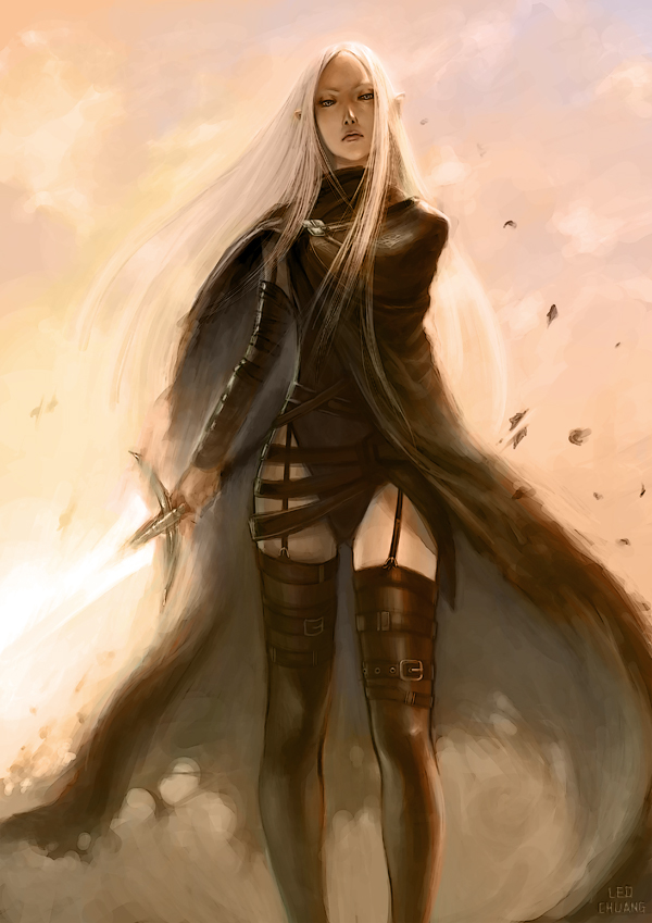 Claymore irene by gooloo0 o d32ef1r