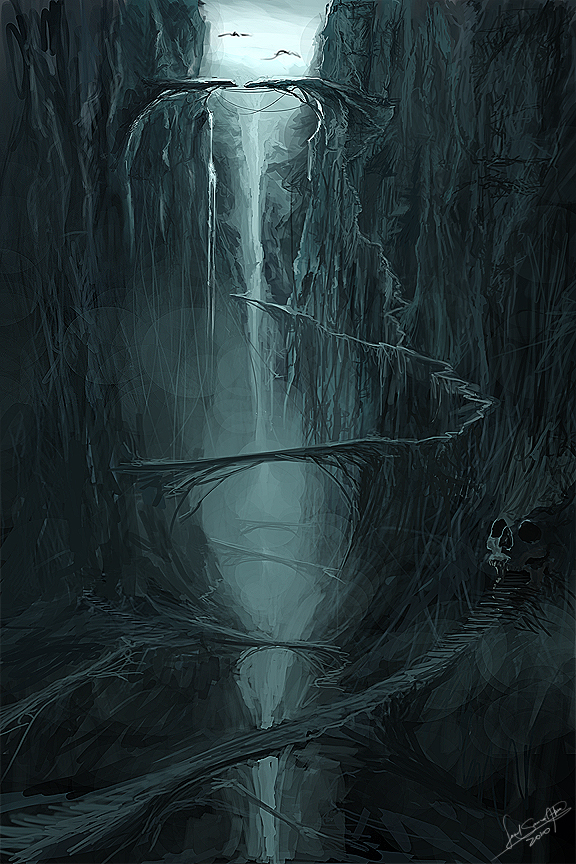 Lost netherworld
