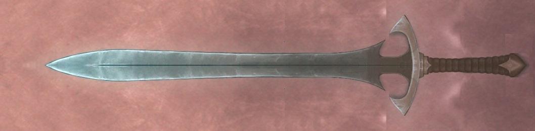 Razael mastercraft sword