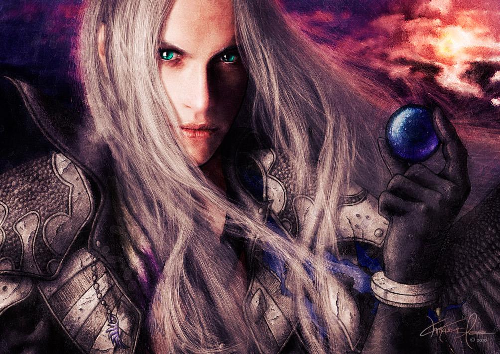 Final fantasy vii   sephiroth by mustesielu
