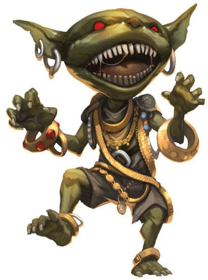 Pzo1114 goblin treasure