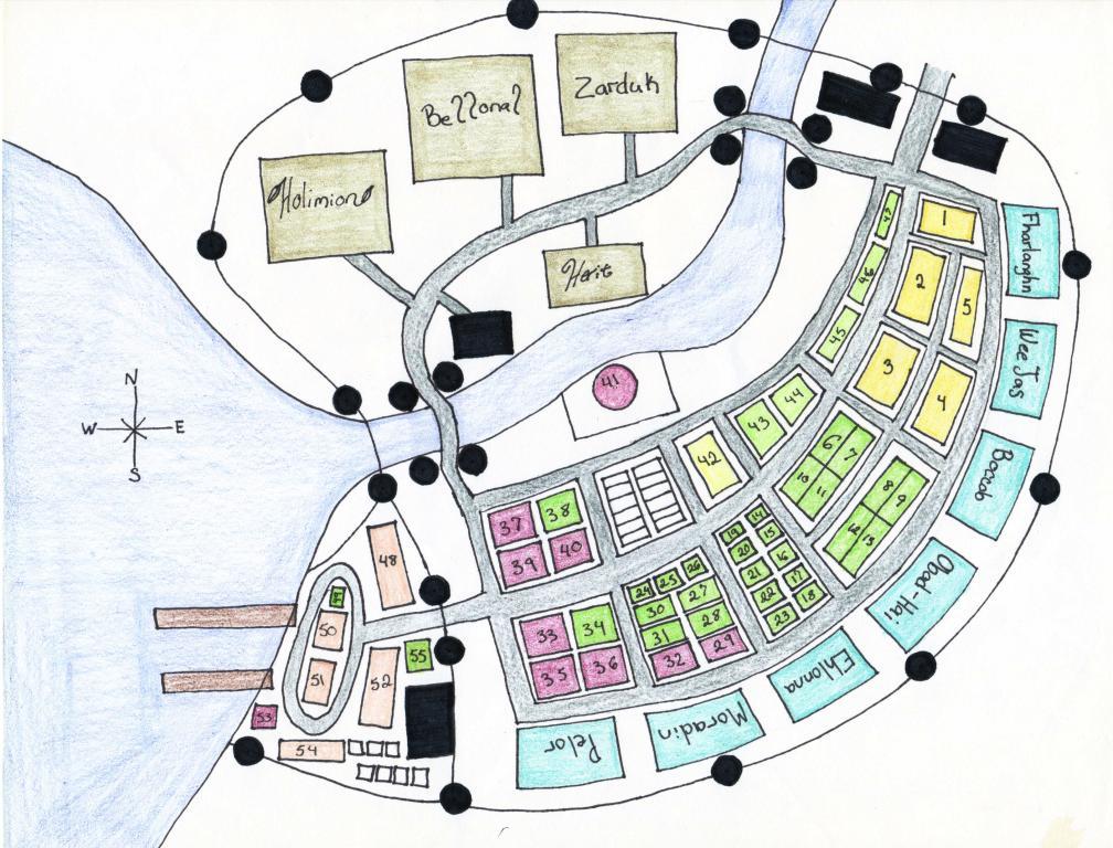 Cordal map