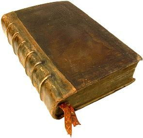 Weighty tome
