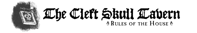 Cleft skull