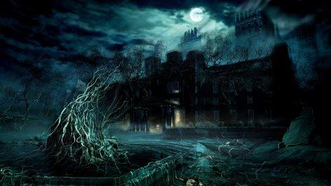 Fantasy landscape 8