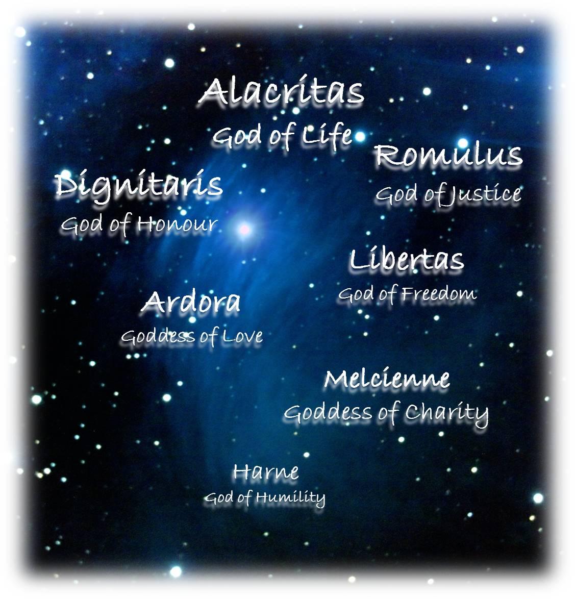Good Gods' Pantheon