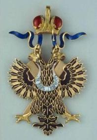 Condecoracao aguia