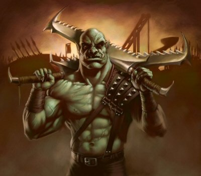 Wor orc