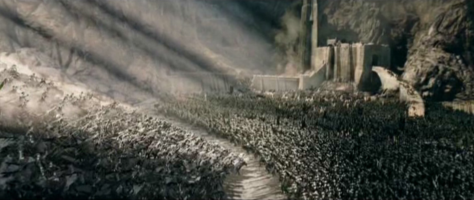 Helms deep charge