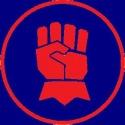 125px crimson fists symbol