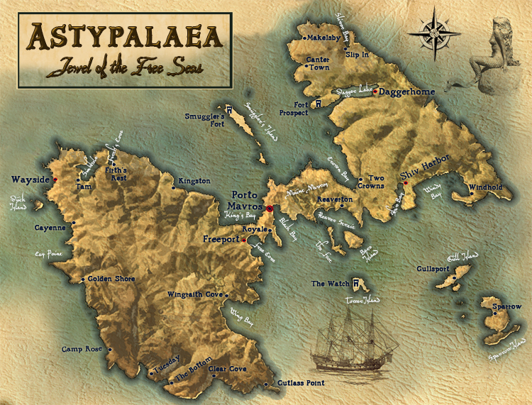 Astypalaia med
