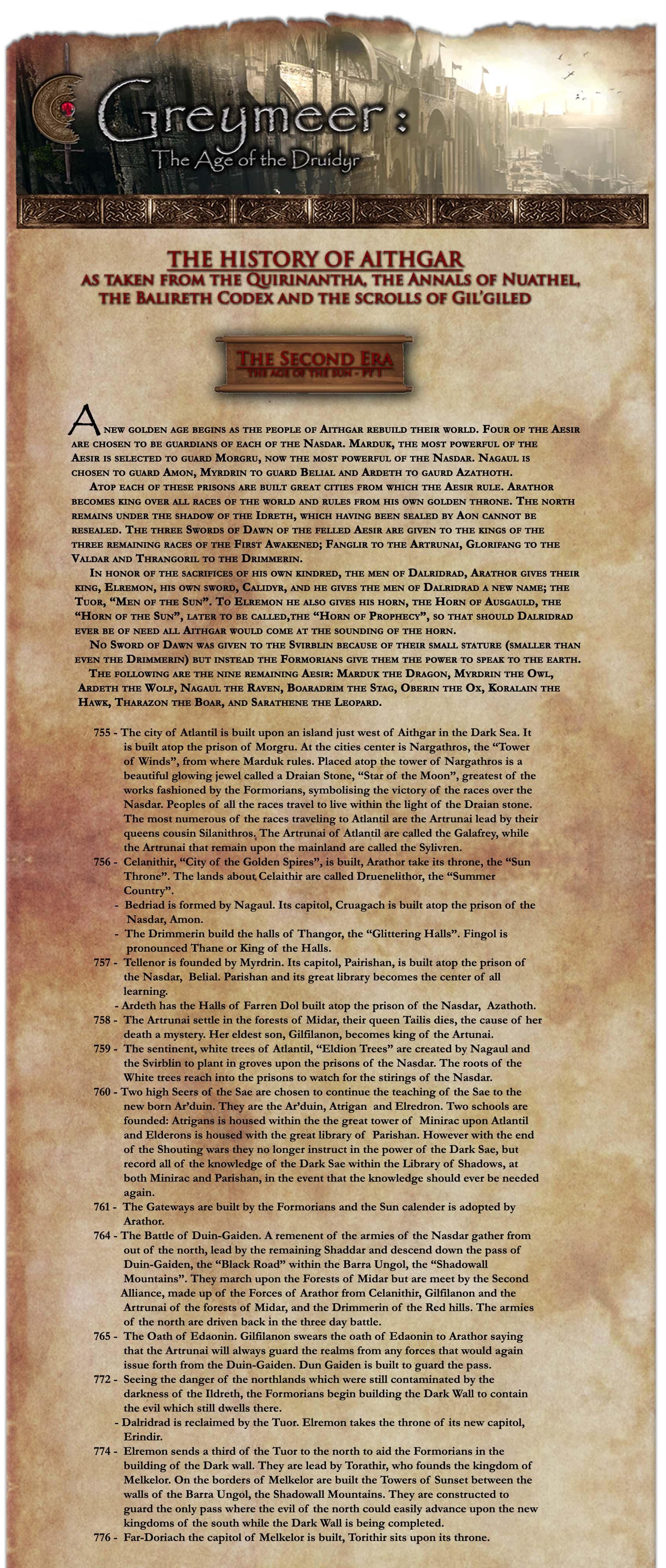 Op   history   the second era   pt 1 copy