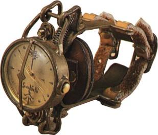 Montres steampunk 1