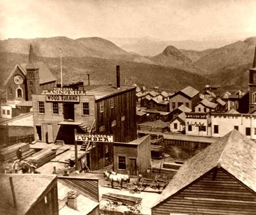 Virginia city nv1866