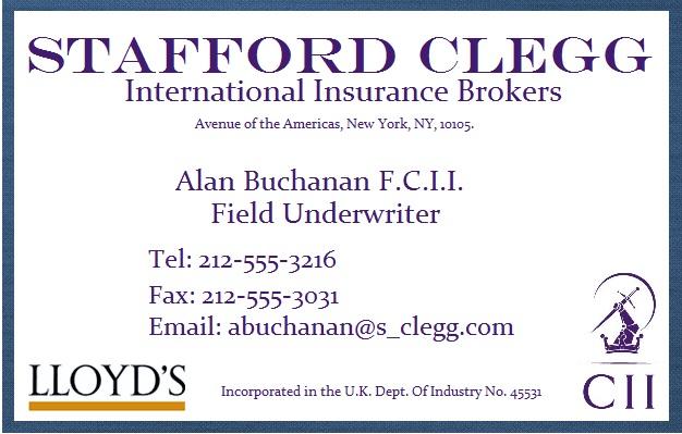 Buch biz card
