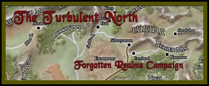 The Turbulent North