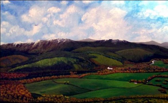 Cairngorm peaks