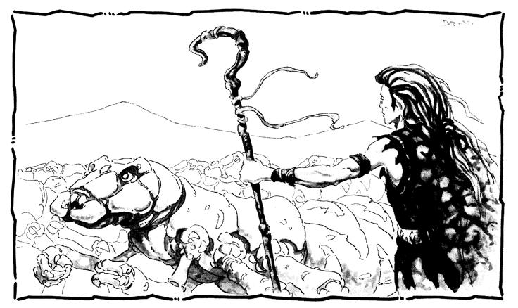 Elf herder