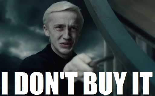 I don t buy it