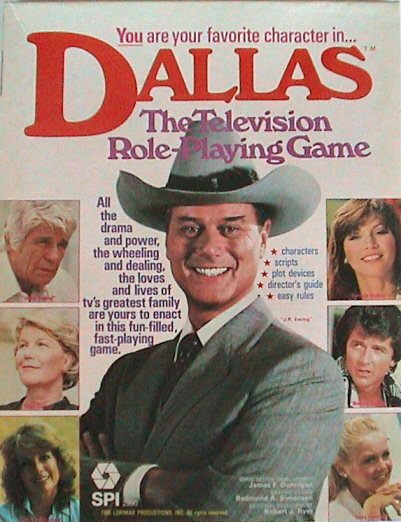 Dallas role box