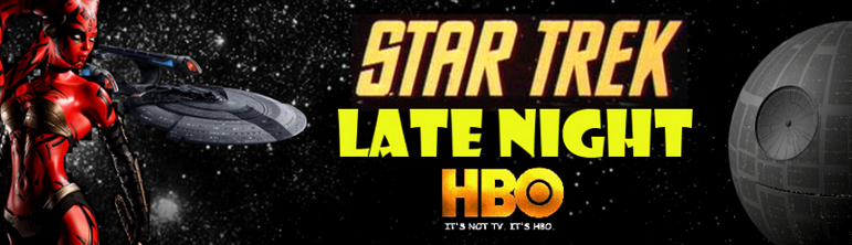 Star Trek Late Night