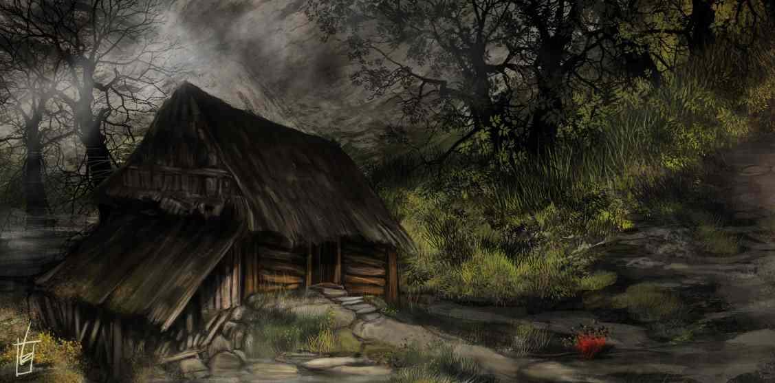 Harlans cabin