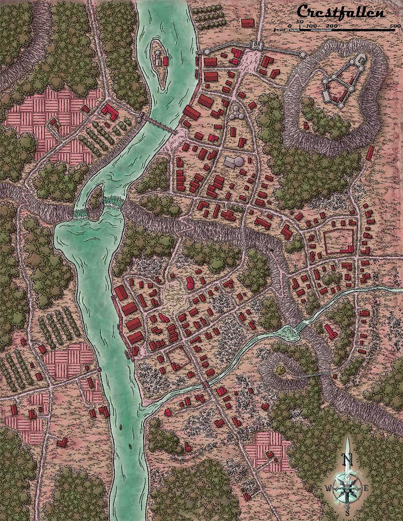 Crestfallen map altered final wiki