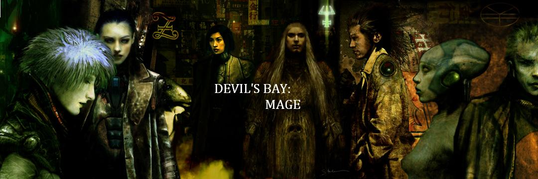 Devil's Bay: Mage