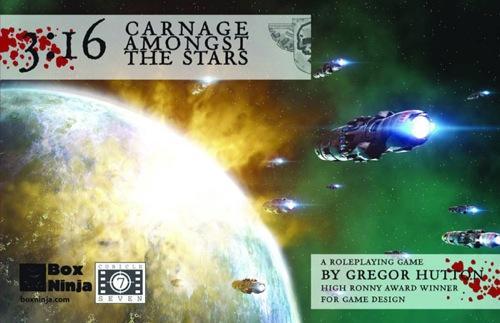 Carnage among the stars