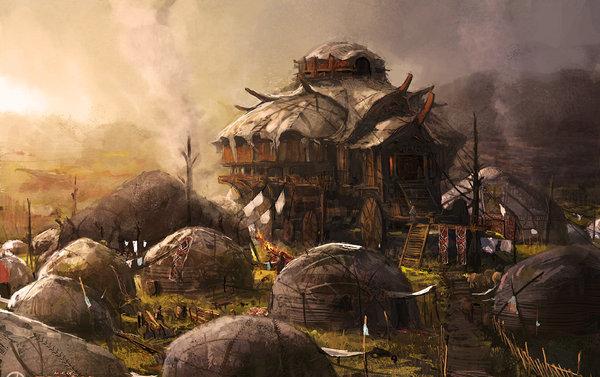 Koros settlement