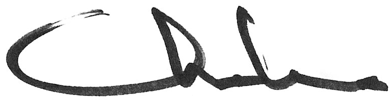 Chaka signiture