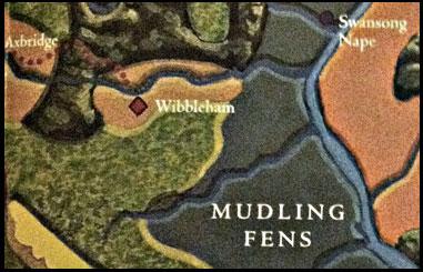Wibbleham map