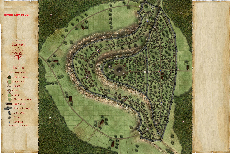 Elven City of Juli | Kumari Campaign | Obsidian Portal