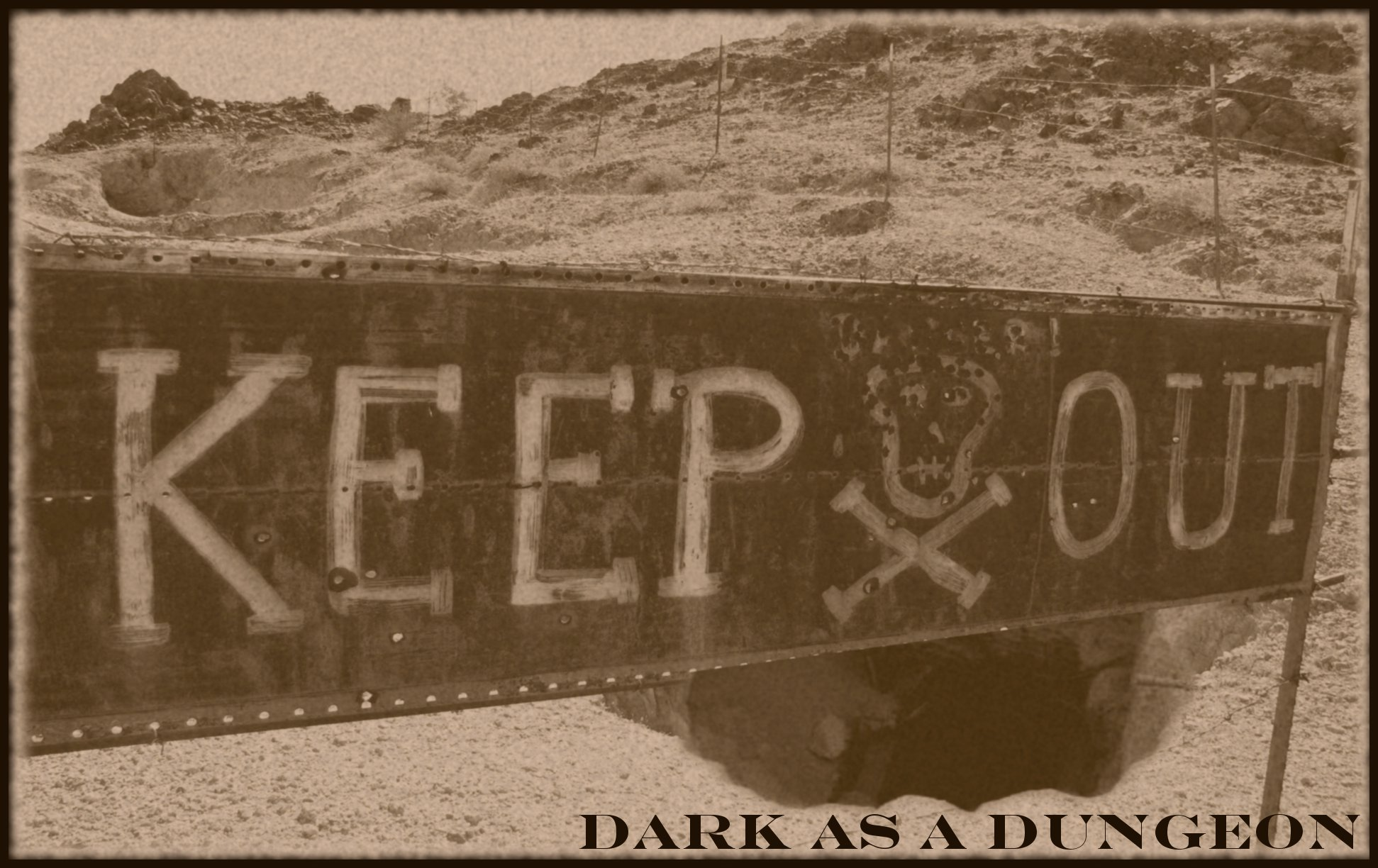 Dark as a dungeon logo