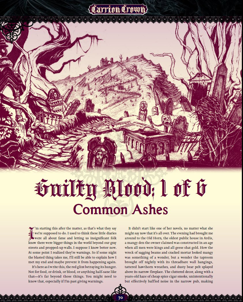 Common ashes pg1