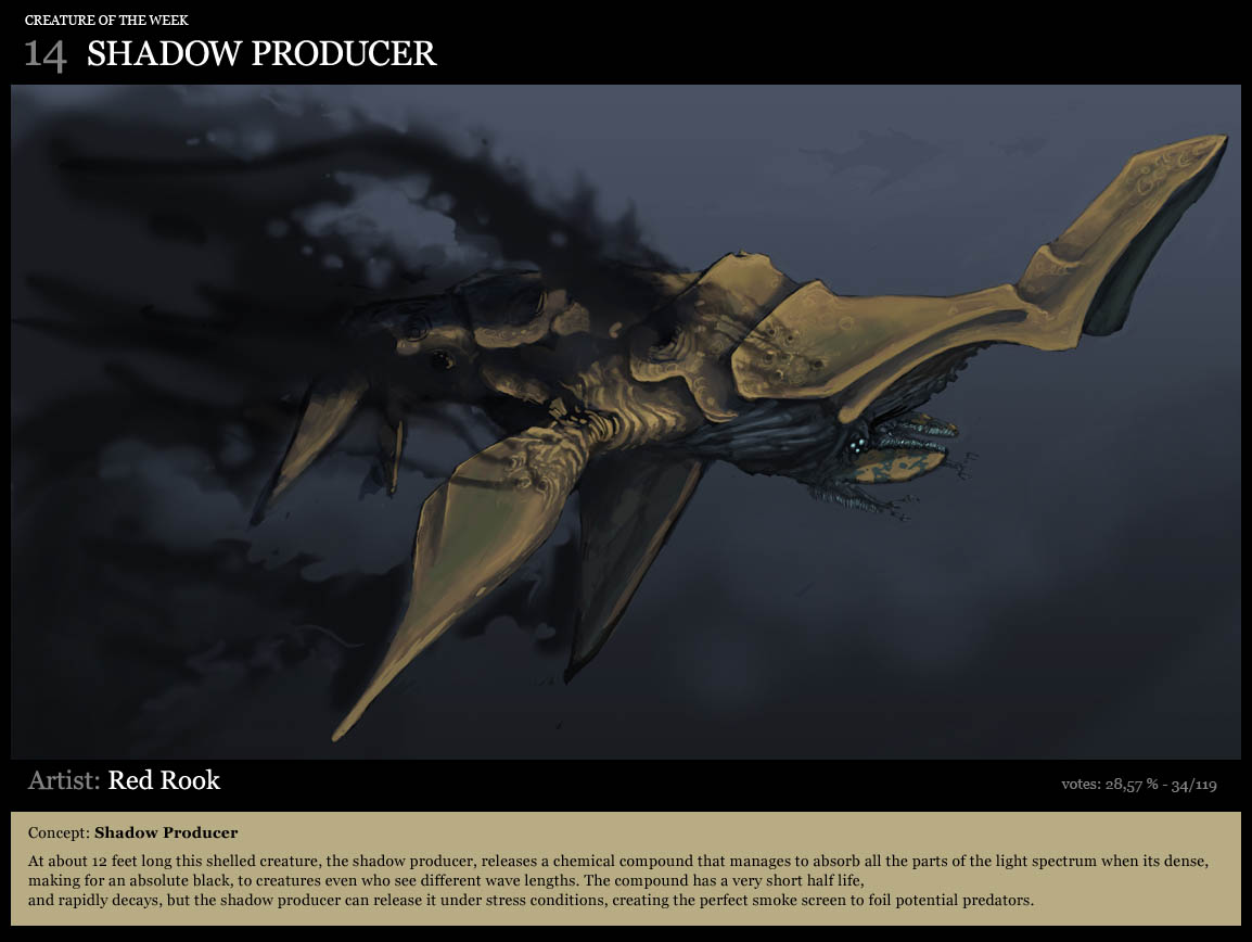 Cow 014 shadowproducer winner
