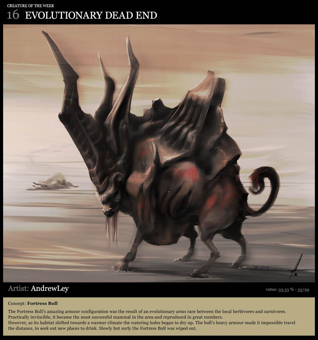 Cow 016 evolutionarydeadend winner