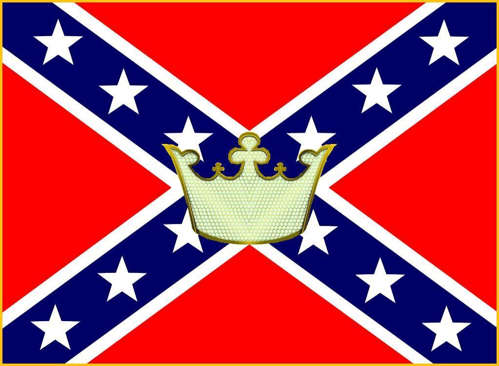 Sym   new confederate flag