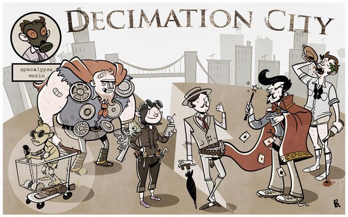 Aw decimation