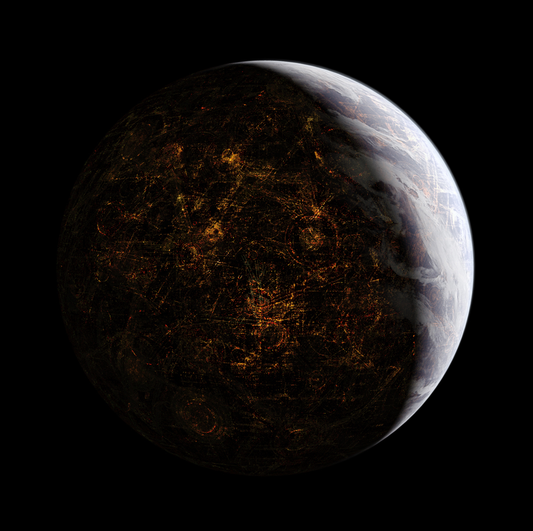 Coruscant far