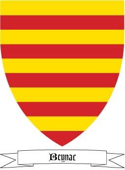 Beynac Coat of Arms