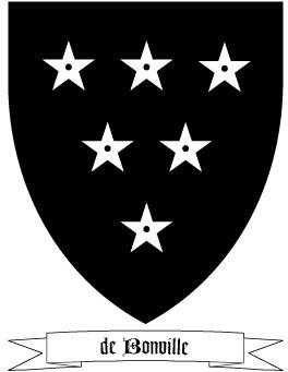 de Bonville Coat of Arms