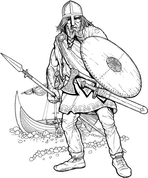 Viking lge