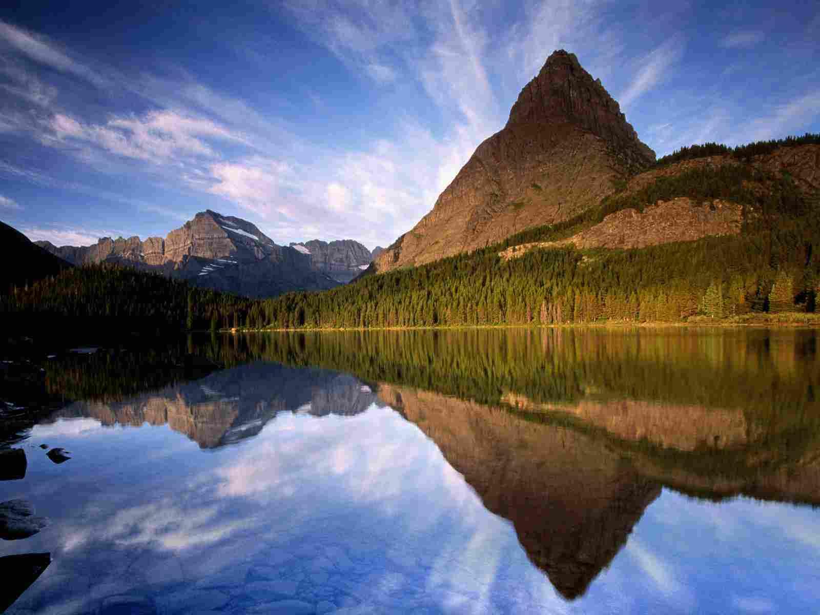 Lady s mirror lake