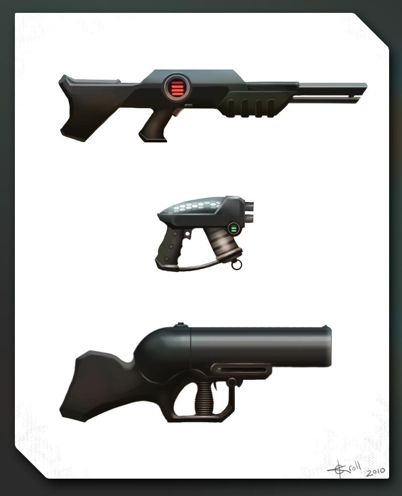 Gun thumbs ck2010