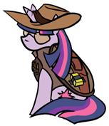 Twilight sniper