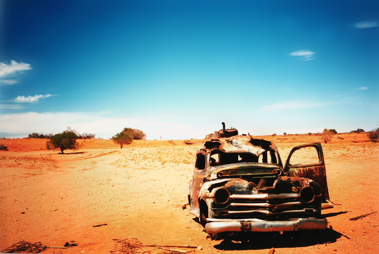 Desert car 1