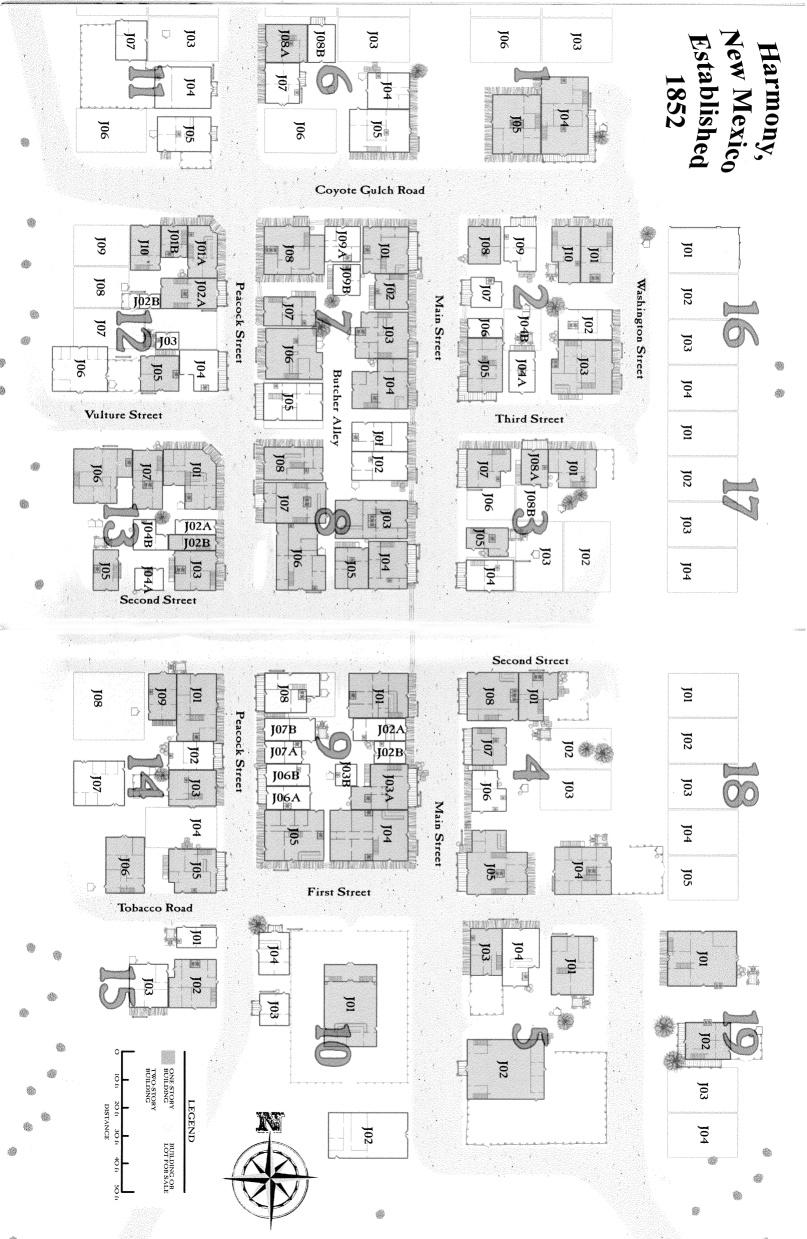 Harmony map4