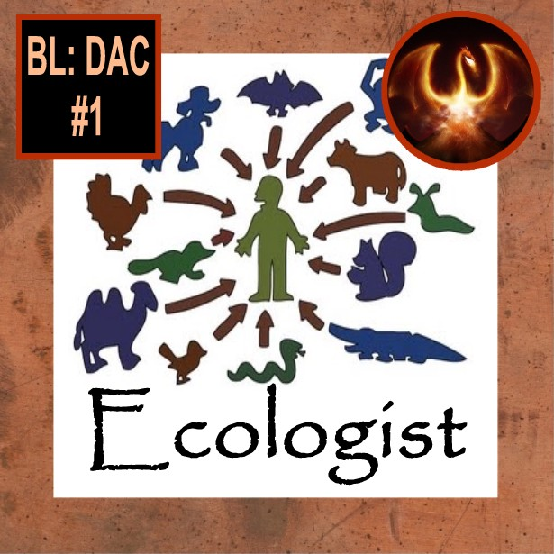 For identifying and announcing the ecology of Quaormath's lair.