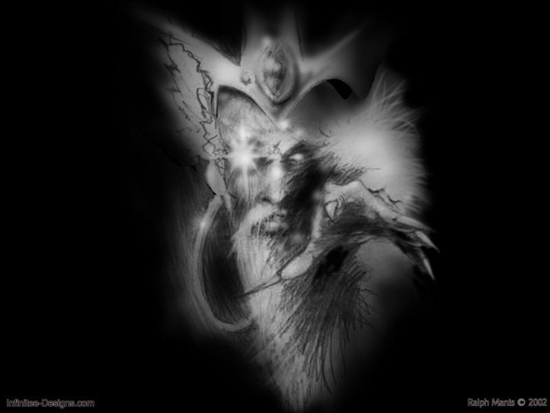 Ghost wizard ralph hawke